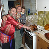 Thanksgiving Day party in Jerusalem : Jerusalem - year 64  (22.NOV.12)