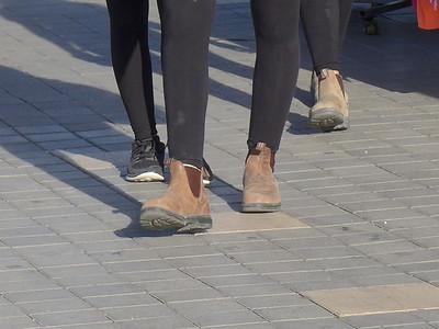 Israeli footware fashion